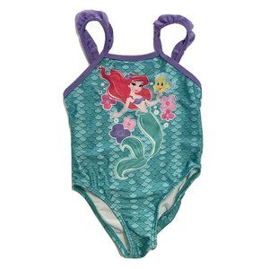 Disney Baby Little Mermaid Swimsuit One Piece 18M